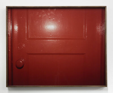Melanie Schiff, 'Red Door', 2018