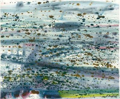 Matthias Meyer, 'Blaues Wasser', 2009