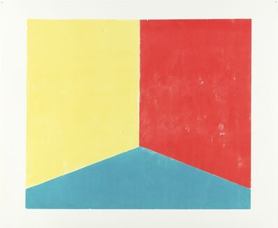 Andrea Büttner, 'Corner', 2011-12