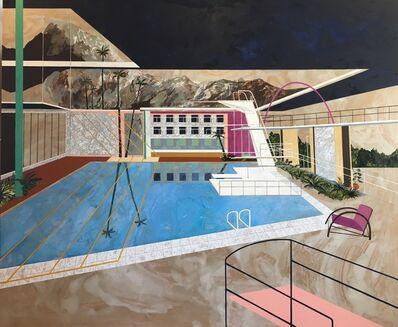 Charlotte Keates, 'Springboard', 2017