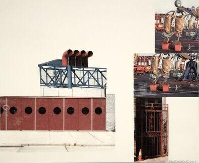 Robert Rauschenberg, 'Red River', 2007