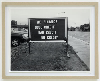 Taiyo Onorato & Nico Krebs, 'We finance', 2008