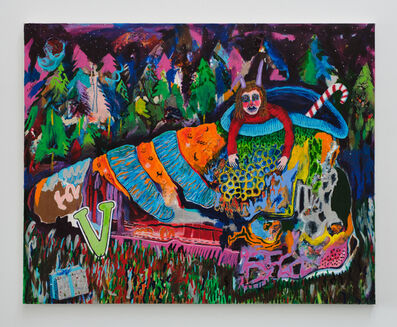 Huey Crowley, 'The Pumpkinhouse', 2012