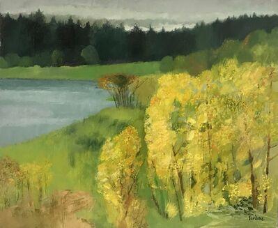 Guy Bardone, 'Automne Lac d'Antre', 1981