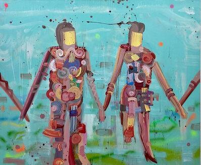 ANDRÉS GARCÍA-PEÑA, 'Together We Stand Divided We Fall', ca. 2018