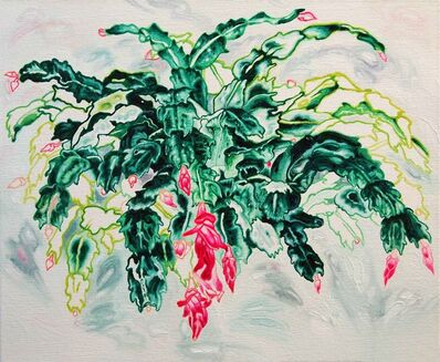 Lu Hao-Yuan, 'Christmas Cactus', 2014