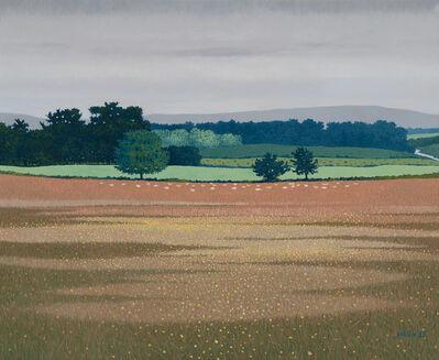 Rolland Golden, 'Dordogne Grazing', 1993