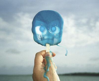 Meredith Allen, 'Ocean Avenue (blue martian)', 2002