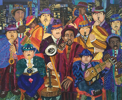 Nevine Mattar, 'Streets of New Orleans', 2017