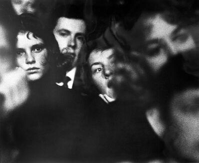 Ed van der Elsken, 'Audience at a Concert of Ella Fitzgerald', 1957