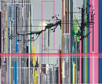 Liu Wei 刘韡 (b. 1972), 'Purple Air D1', 2008