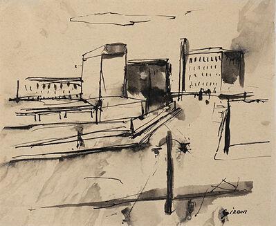 Mario Sironi, 'Untitled'