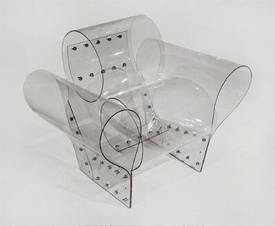 Ron Arad, 'Well-Transparent Chair', 2010