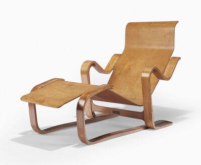 Marcel Breuer, 'A Chaise Longue', designed 1935
