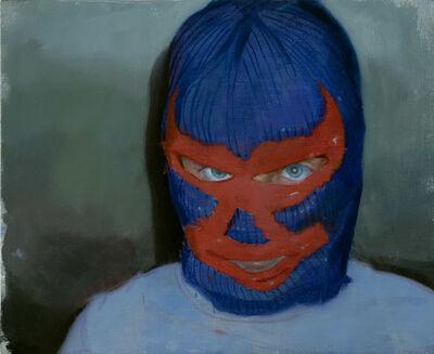Iñigo Sesma, 'Masked', 2020