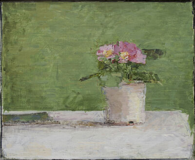 Ben Henriques, 'Potted Flower '