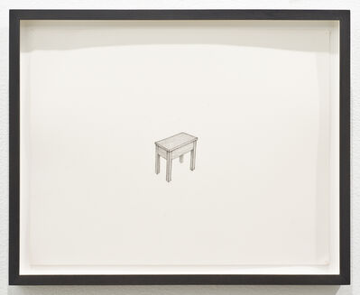 Roy McMakin, 'Untitled (table)', 2013