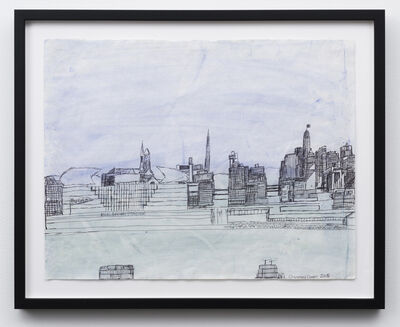 Courttney Cooper, 'View from Newport I', 2005