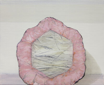 Bennie Reilly, 'Pink Petals Rock', 2016