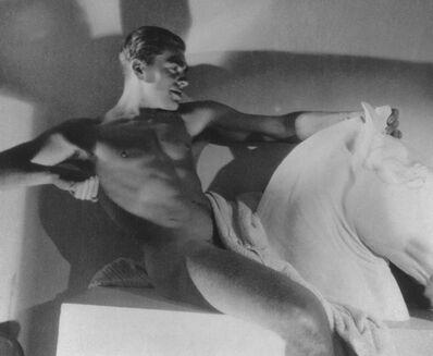 George Hoyningen-Huene, 'Horst as an ancient Greek horseman, Paris', 1932