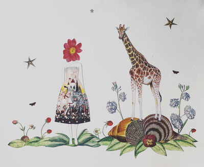 Simon Vargas, 'Giraffa', 2019