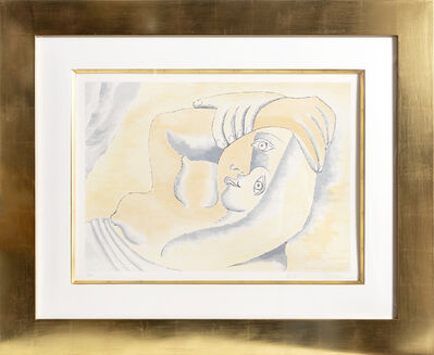 Pablo Picasso, 'Femme Couchee, 1929', 1979-1982