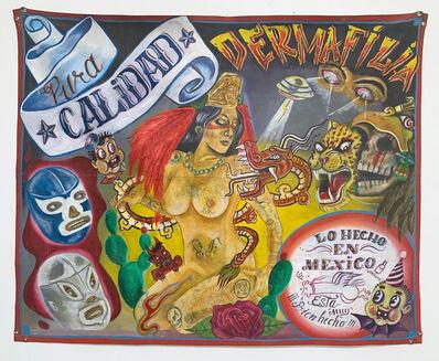 Dr. Lakra, 'S/T Dermafilla', 2002