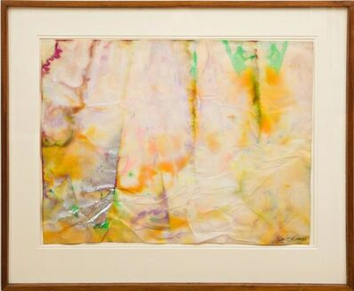 Sam Gilliam, 'Ex- Museum of Modern Art Collection, with MOMA Label, also exhibited at the American Embassy, Moscow', 1968