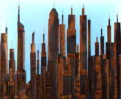 Gregg Harkenrider, 'Manhattan One'