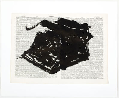 William Kentridge, 'Universal Archive (Ref. 60)', 2012