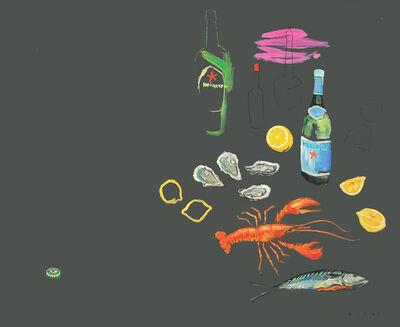 Gopal Dagnogo, 'Coquillages et crustacé ', 2019