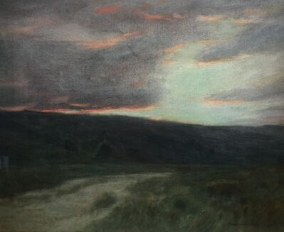 Charles Warren Eaton, 'Catskill Sunset', 1905