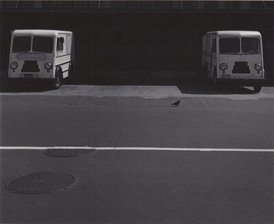 Ed Sievers, 'Untitled (two trucks)', c. 1960's