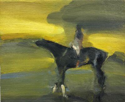Laurence Riddell, 'Infinite Yellow', 2020