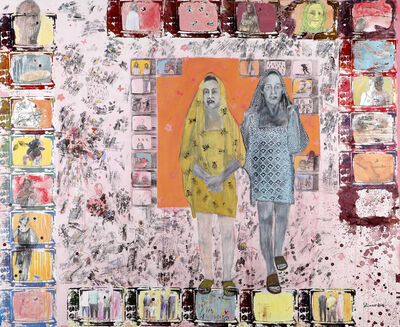 Slimen Elkamel, 'Sisterhood', 2016
