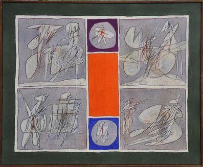 Achille Perilli, 'Visibile e Invisibile', 1963