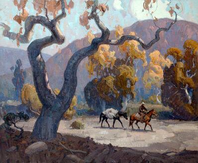 """Eric Bowman, '""""Sycamore Trail"""" ', 2017"""