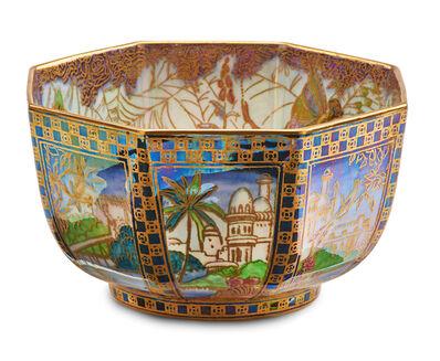 Wedgwood, 'Wedgwood Fairyland Lustre Octagonal Bowl', ca. 1920