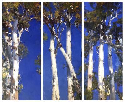 Ken Knight, 'Tree Triptych'