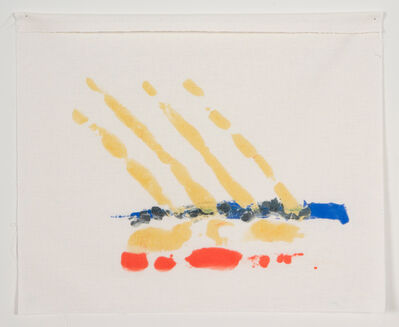 Richard Tuttle, 'Renaissance Unframed #7', 1995