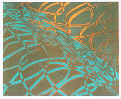 Stanley William Hayter, 'Claduegne (B/M#355)', 1972