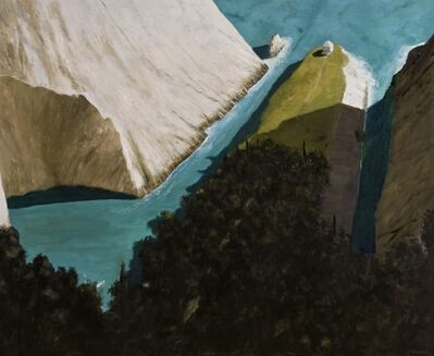 Julio Larraz, 'An afternoon with hesiod', 2016