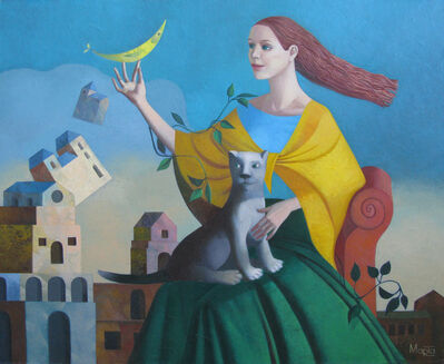 Marta Shmatava, 'Secret (Dualism)', 2014