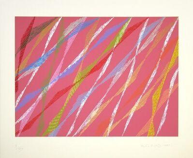 Piero Dorazio, 'La Ribambelle des Gobelins IV', 1992