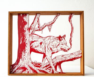 Kenichi Yokono, 'wolf', 2019