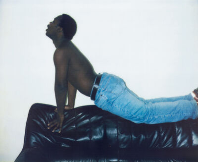 Moshekwa Langa, 'True Confessions: My Life as a Disco Queen, as told to John Ruskin [2]', 1998