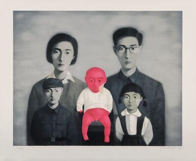 Zhang Xiaogang, 'Comrades', 2006