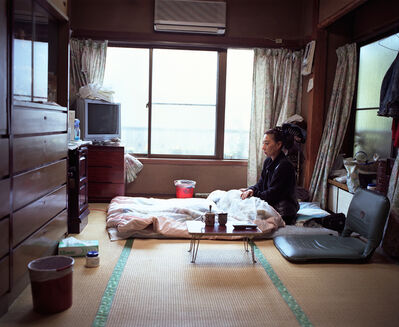 Takahiro Kaneyama, 'My Mother in Bed ', 1999
