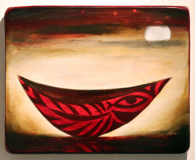 Steve Jensen, 'Red Snapper Boat', 2019