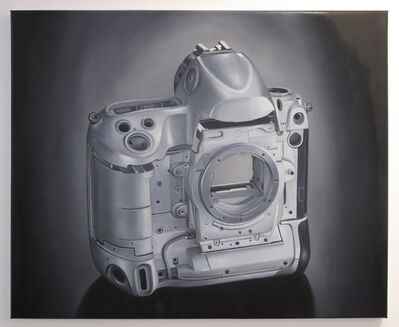 Isabelle Le Minh, 'CAMERA BODY #4, MADE IN CHINA BY YE JIAN de la série Lointain si proche, After Alighiero e Boetti', 2012